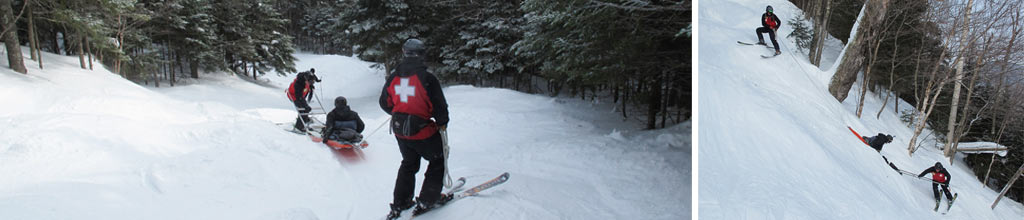 Ski Patrol Refreshers and Training